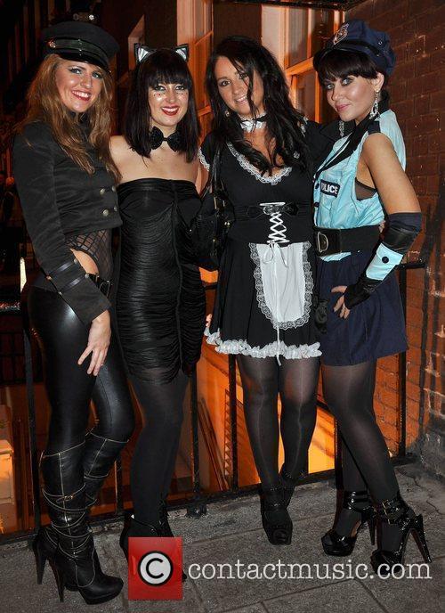 Hilary Fallon, Erica Leahy, Alina Bachlina, Sasha Coen...