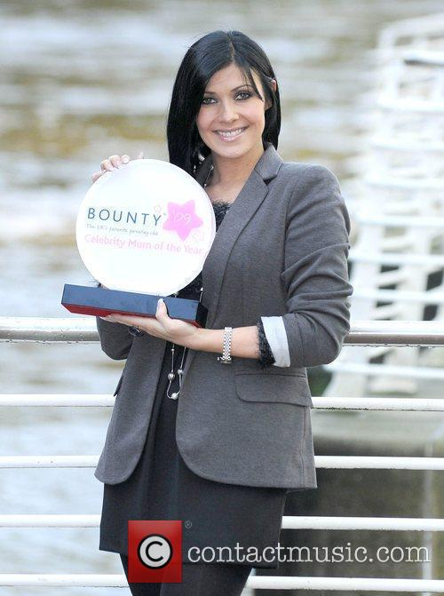 Actress Kym Marsh is named the Bounty Celebrity...