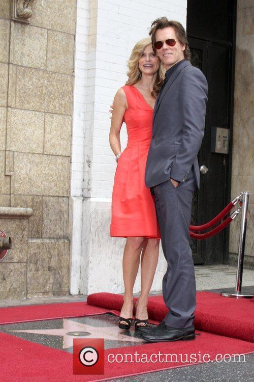 Kyra Sedgwick and Kevin Bacon  Kyra Sedgwick...