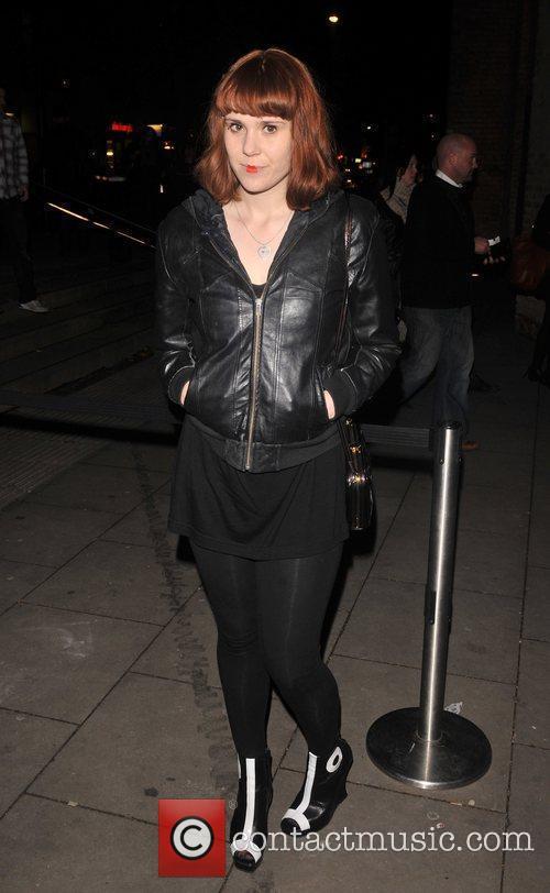 Kate Nash La Clique opening night held at...