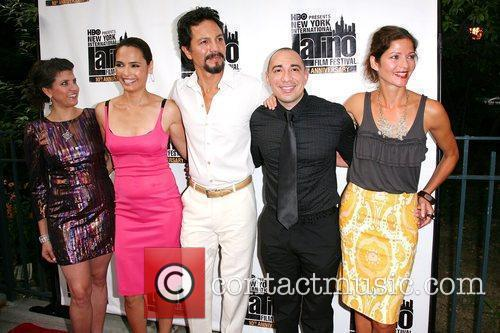 Liz Gardner and Benjamin Bratt 3