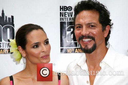 Talisa Soto and Benjamin Bratt 6