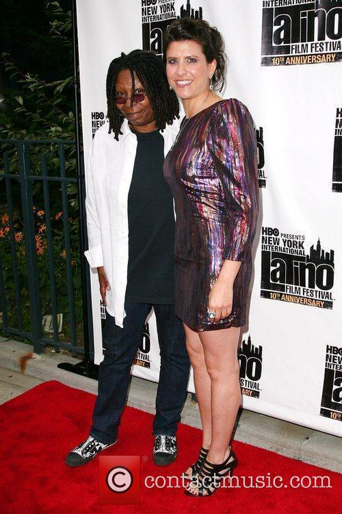 Whoopi Goldberg and Liz Gardner 3