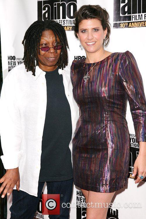 Whoopi Goldberg and Liz Gardner 4