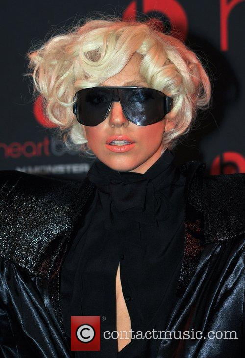 Lady Gaga In-store appearance at HMV Oxford Street....