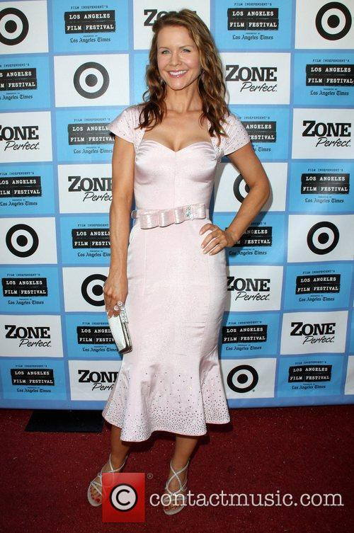 Josie Davis and Los Angeles Film Festival 2