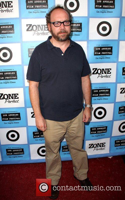 Paul Giamatti and Los Angeles Film Festival 3