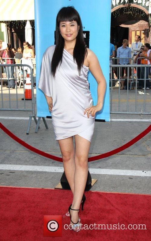 Carrie Kondo The 2009 Los Angeles Film Festival...