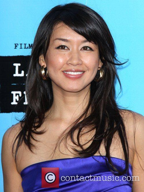 Eriko Tamura and Los Angeles Film Festival 1