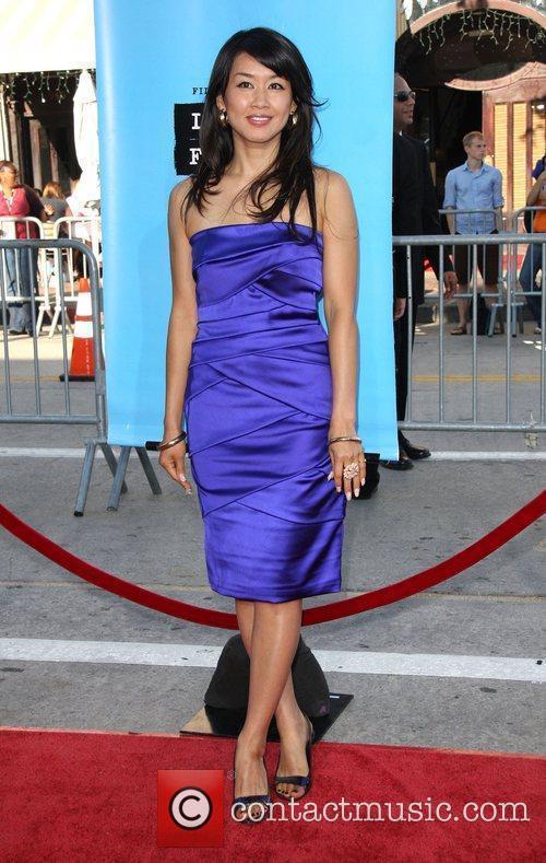 Eriko Tamura and Los Angeles Film Festival 3
