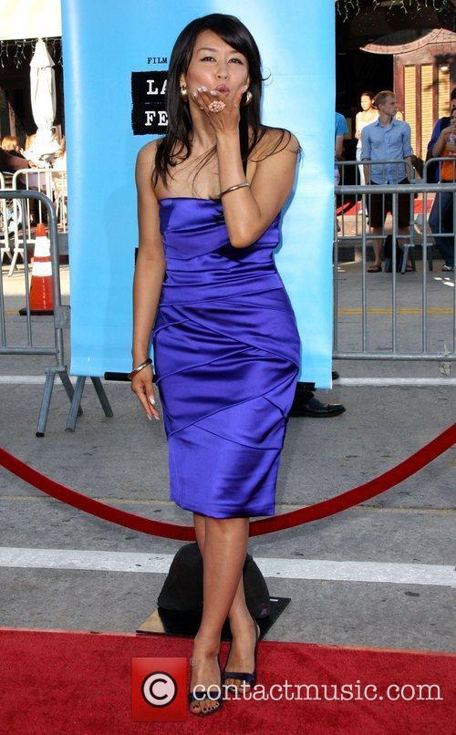 Eriko Tamura and Los Angeles Film Festival 2