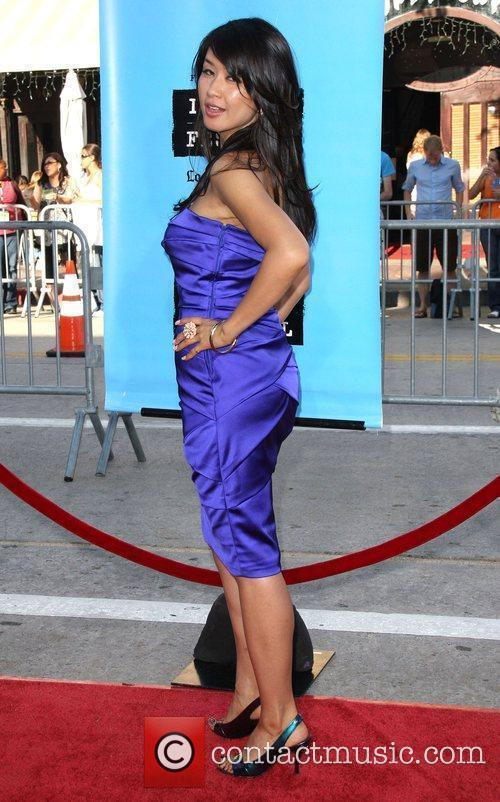 Eriko Tamura and Los Angeles Film Festival 4