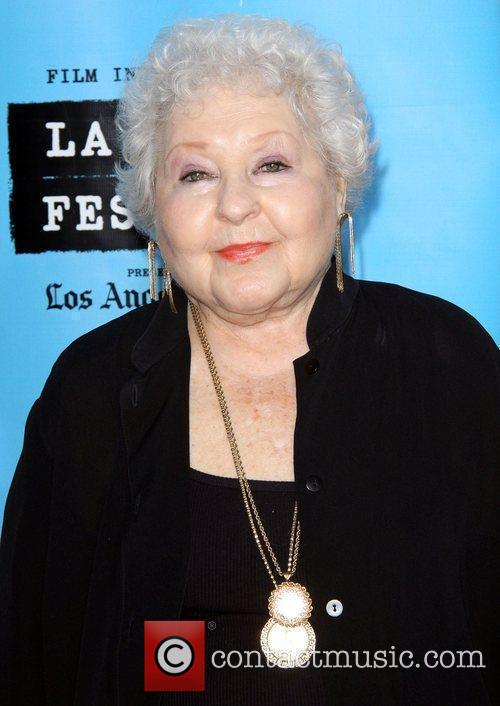 Estelle Harris and Los Angeles Film Festival 3