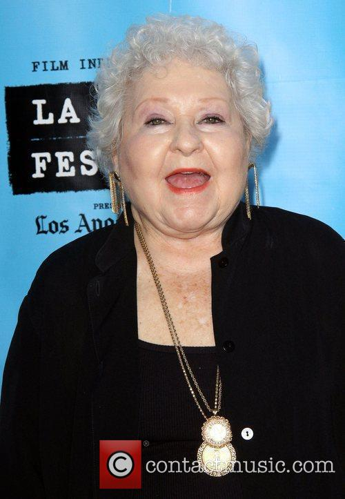 Estelle Harris and Los Angeles Film Festival 4