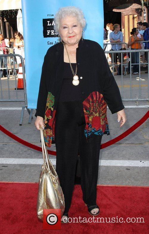 Estelle Harris and Los Angeles Film Festival 5