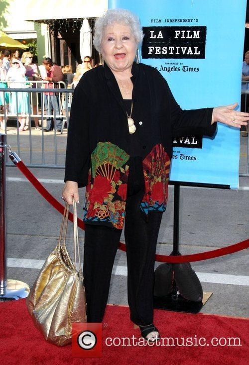 Estelle Harris and Los Angeles Film Festival 6