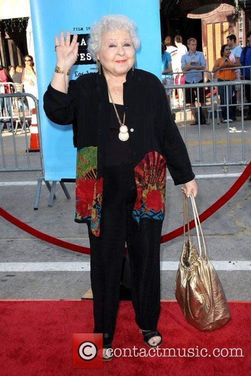 Estelle Harris and Los Angeles Film Festival 2