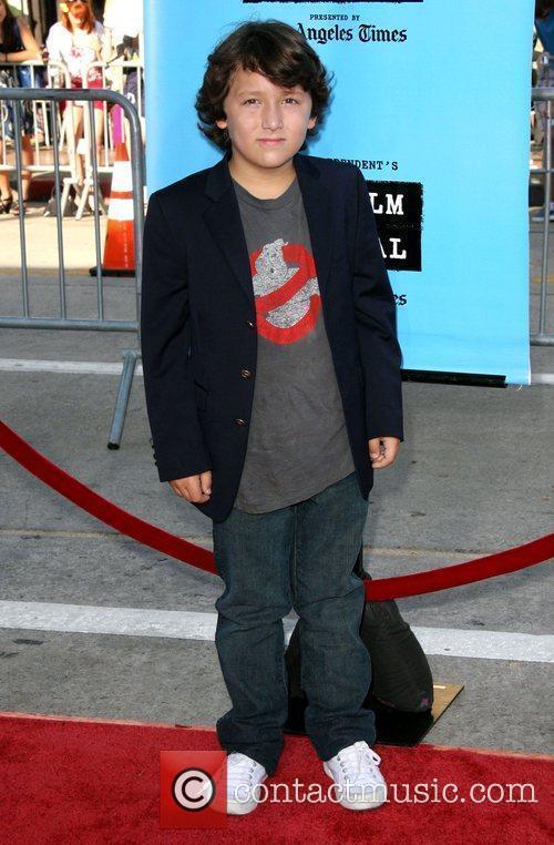Frankie Jonas and Los Angeles Film Festival 5