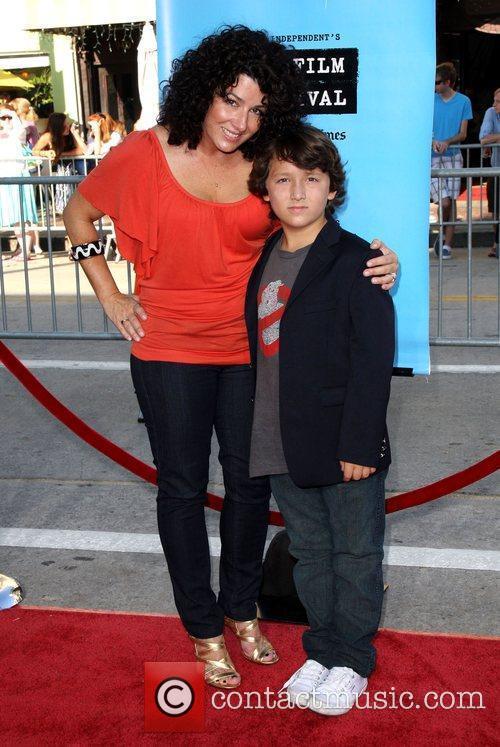 Frankie Jonas and Los Angeles Film Festival 6