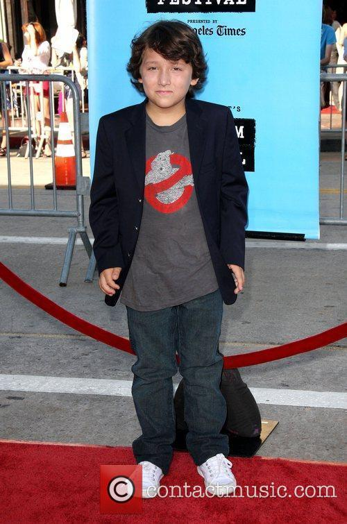 Frankie Jonas The 2009 Los Angeles Film Festival...