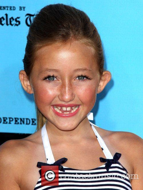 Noah Cyrus and Los Angeles Film Festival 1