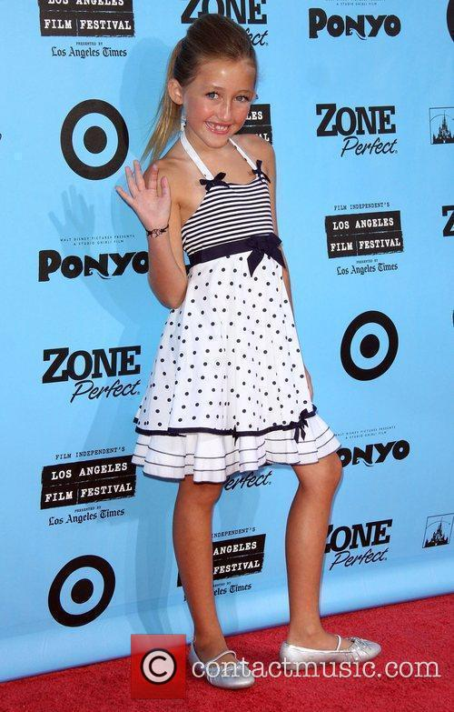 Noah Cyrus and Los Angeles Film Festival 4