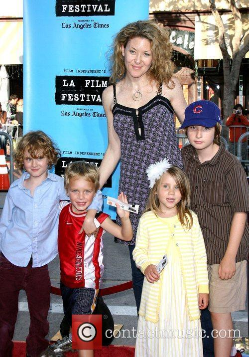 Ondi Timoner and family The 2009 Los Angeles...