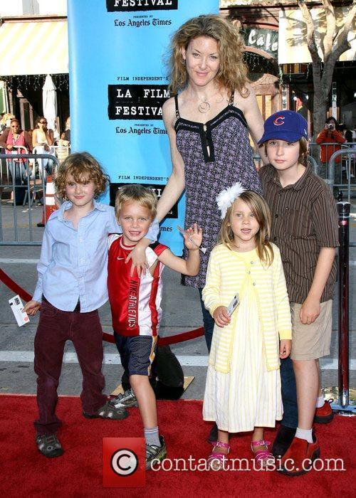 Ondi Timoner, Family and Los Angeles Film Festival 2