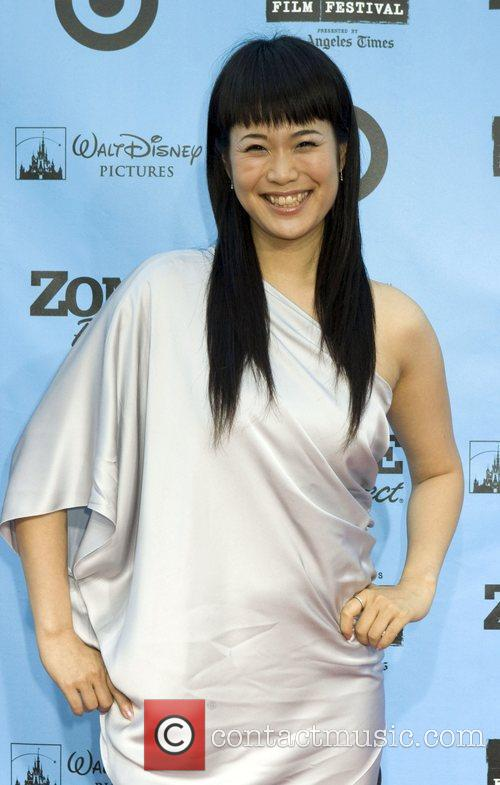 Carrie Kondo and Los Angeles Film Festival 1