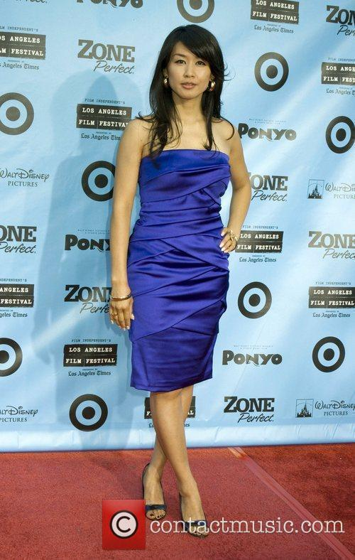 Eriko Tamura and Los Angeles Film Festival 5
