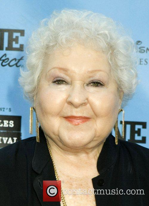 Estelle Harris and Los Angeles Film Festival 7