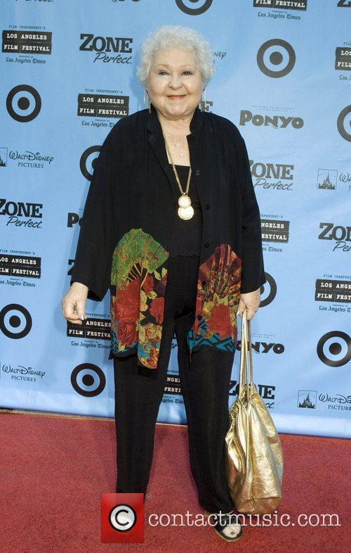 Estelle Harris and Los Angeles Film Festival 1