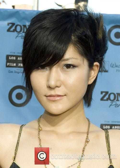 Hazuki and Los Angeles Film Festival 1