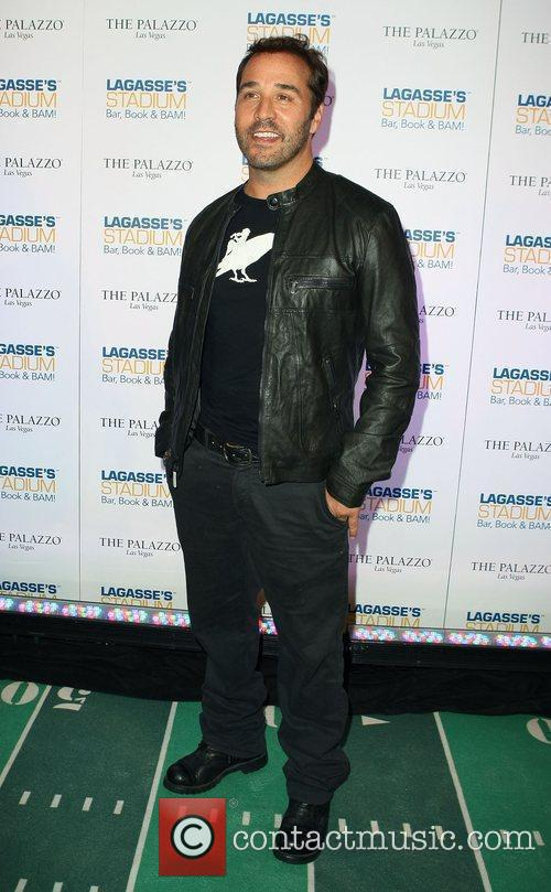 Jeremy Piven Grand Opening of Lagasse's Stadium at...