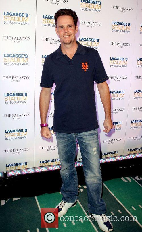 Kevin Dillon Grand Opening of Lagasse's Stadium at...