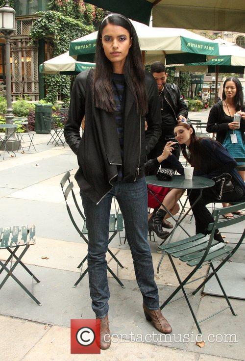 Lakshmi Menon attends the Michael Kors New York...
