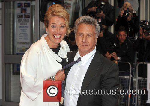 Dustin Hoffman and Emma Thompson 4