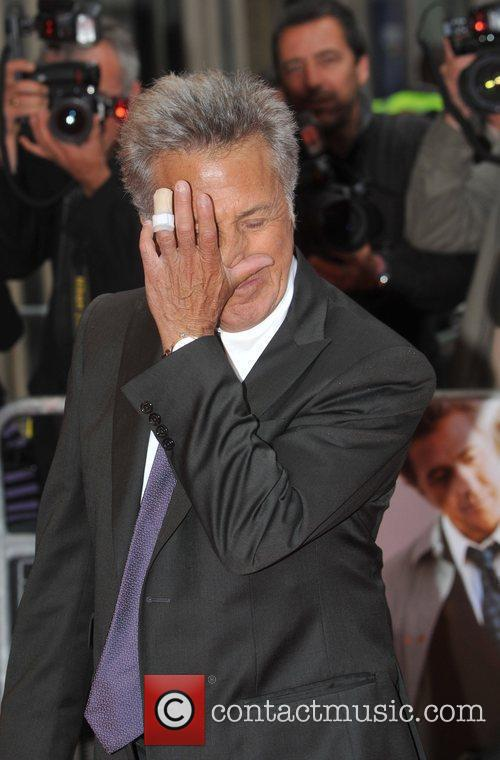 Dustin Hoffman 'Last Chance Harvey' UK premiere held...