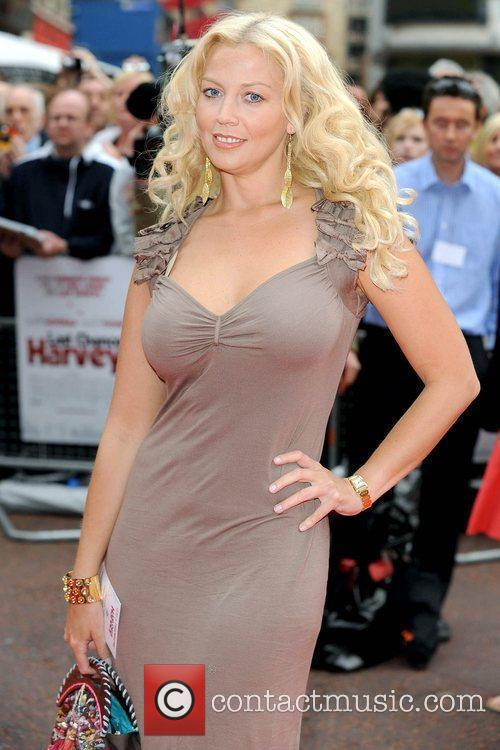 Liz Fuller 'Last Chance Harvey' UK premiere held...