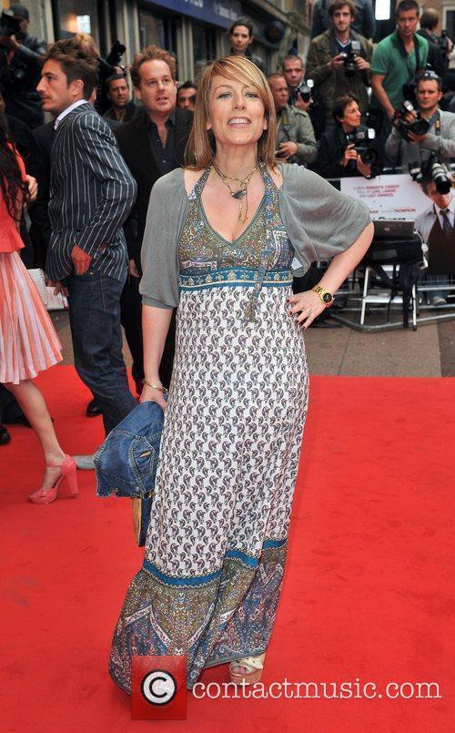 Faye Ripley 'Last Chance Harvey' UK premiere held...