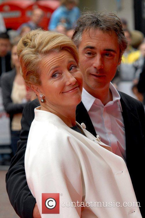 Emma Thompson & Husband Greg Wise...