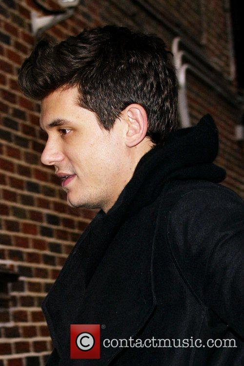John Mayer, David Letterman