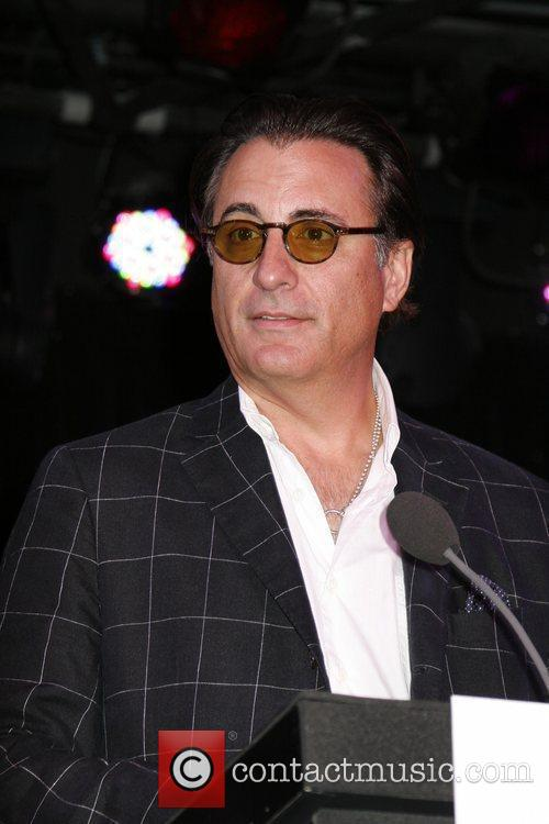 Andy Garcia and Latin Grammy Awards 2