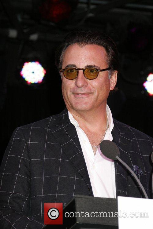 Andy Garcia and Latin Grammy Awards 1