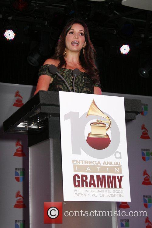 Giselle Blondet and Latin Grammy Awards 2