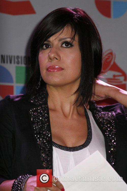 Luz Rios and Latin Grammy Awards 1