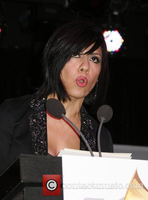 Luz Rios The 10th annual Latin Grammy awards...