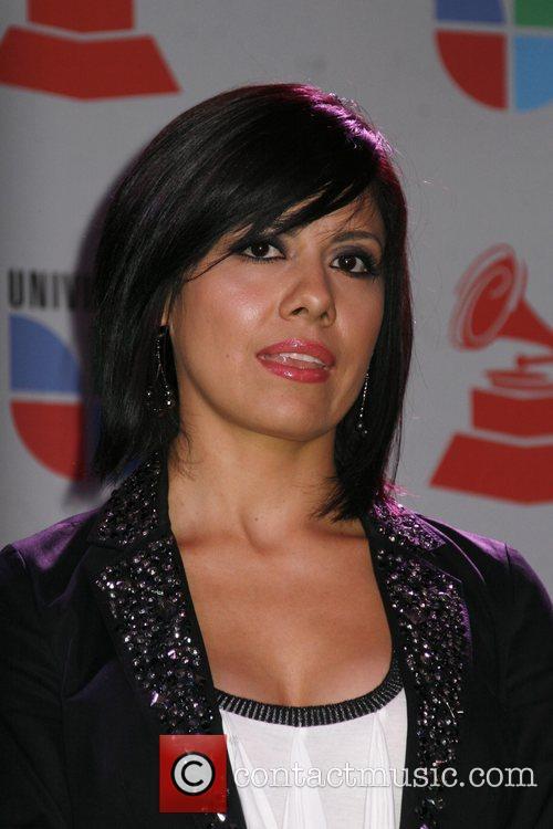 Luz Rios and Latin Grammy Awards 3
