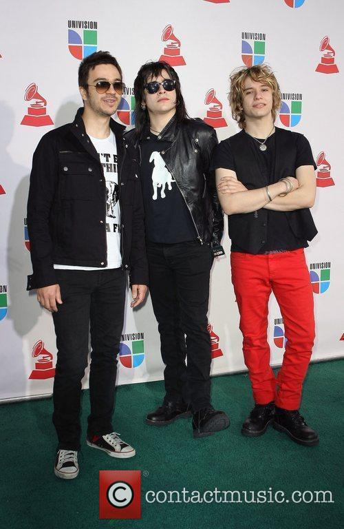 Airbag and Latin Grammy Awards