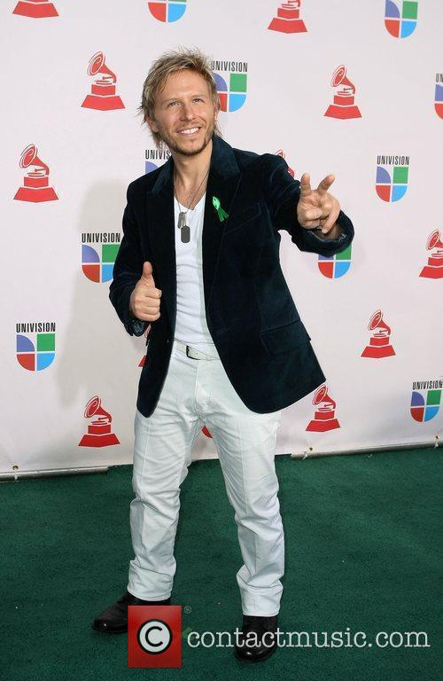 Noel Schajris and Latin Grammy Awards